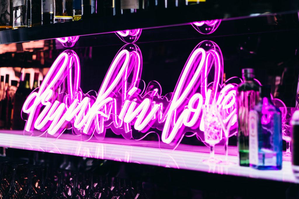 Neon Garden Event Hire Neon Sign Hire Melbourne